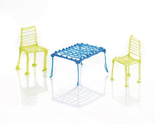 FreeSculpt 3D Druckstift: 3D-Pen Drucker-Stift für Freihand-3D-Zeichnungen FX1-free (3D Handdrucker) - 5
