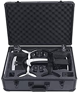 HUL Aluminum Carrying Case for Parrot Bebop 2 FPV and Skycon