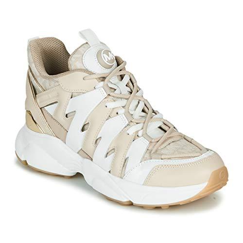 MICHAEL MICHAEL KORS HERO Sneakers dames Beige/Roze/Nude Lage sneakers