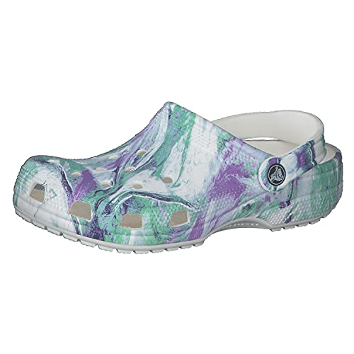 Crocs Classic out of This World Clog Mujer Zapatos Verde 38 EU