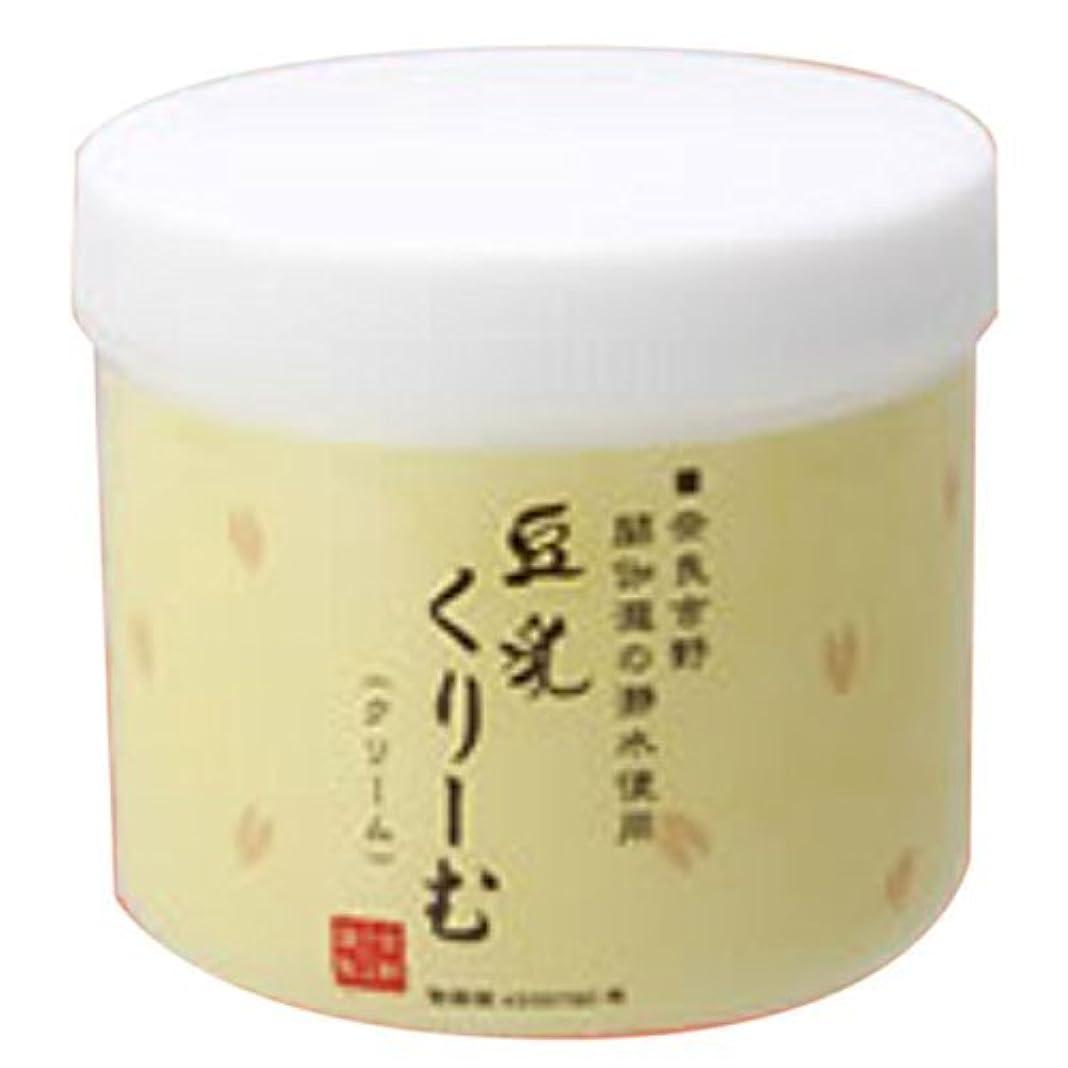 ライオン評価トライアスリート吉野ふじや謹製 とうにゅうくりーむ (豆乳美容クリーム)