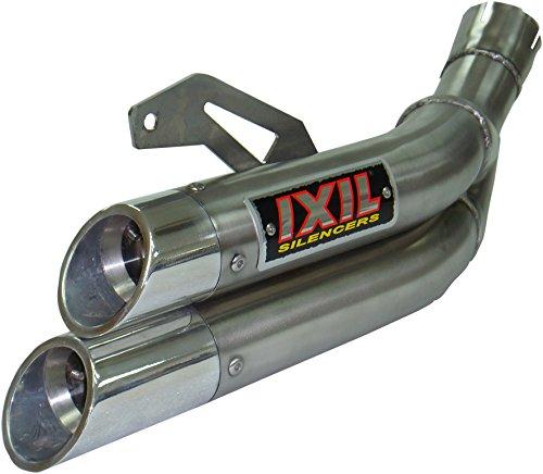 Tubo de escape Ixil KAWASAKI Z 800 e '13 / Mod. L3X