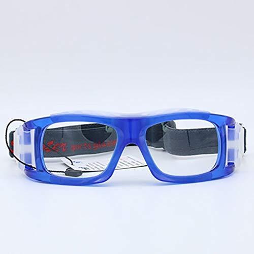 Qaz basketbalmontuur voetbal sportbrillen badminton tennis golf Ex-veiligheidsbril kan worden uitgerust met een bijziendheid