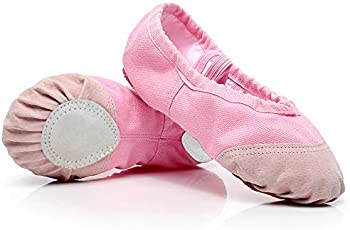 Yeren Canvas Dance Yoga Practice Ballet Shoes