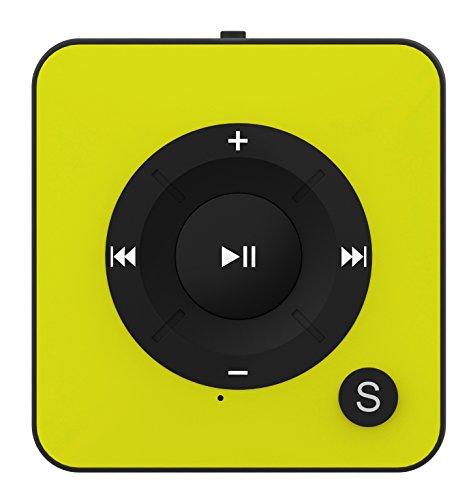 MP3-Player Royal BC05 – Clip, Sport, Fitness Player, 15 Stunden Wiedergabe, USB Kabel, microSD Kartenslot für bis zu 32 GB microSD Karten - von Bertronic