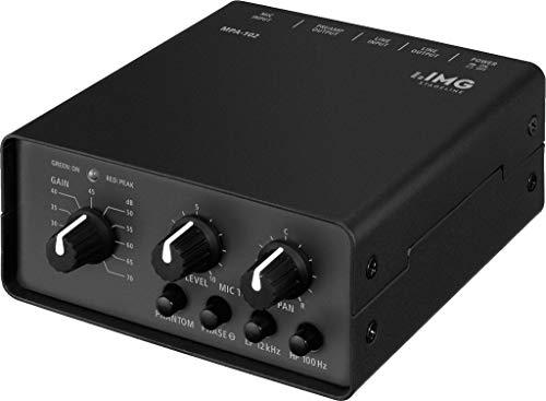 Stage Line MPA-102 Mikrofon-Vorverstärker