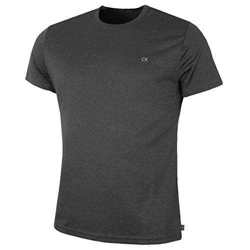 Calvin Klein Golf Herren Harlem T-Shirt - Grau Marl - L