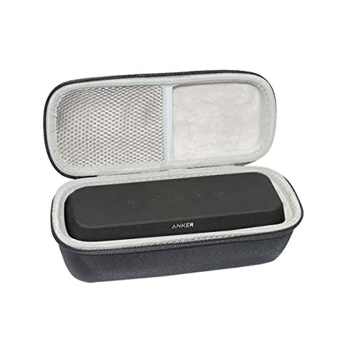 para Anker SoundCore Boost Altavoz Bluetooth portátil 20W Duro Viaje Estuche Bolso Funda por LUYIBA