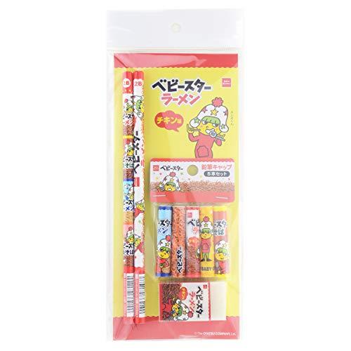 サカモト(Sakamoto) おやつマーケット文具セット ベビスター 49910500