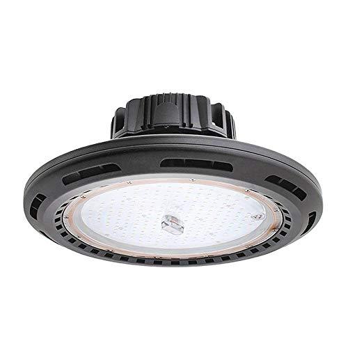 DK Multitec - Campana Foco 160watt UFO LED para Plantaciones Grow (160)