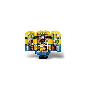 Amazon.co.jp - レゴ ミニオンズ ミニオンと秘密基地 75551
