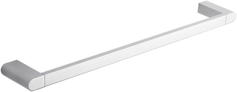 Nameeks NCB07 Ncb Towel Bar, One Size, Chrome