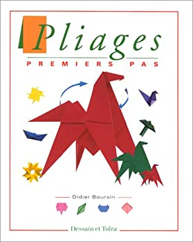 Paperback Pliages [French] Book