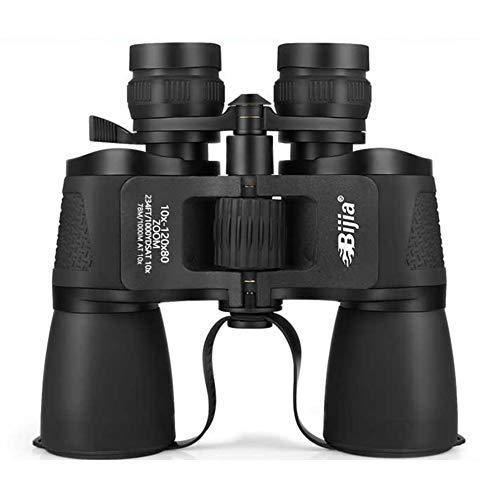 KP&CC Binoculares De Alta Potencia Zoom De 120X Telescopio No Infrarrojo De Alta Definición con Visión Nocturna Y Poca Luz Apto para Adultos