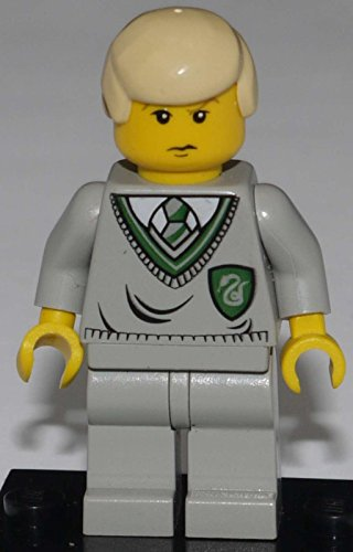 LEGO Harry Potter: Draco Malfoy Mini-Figurine Avec Cloak