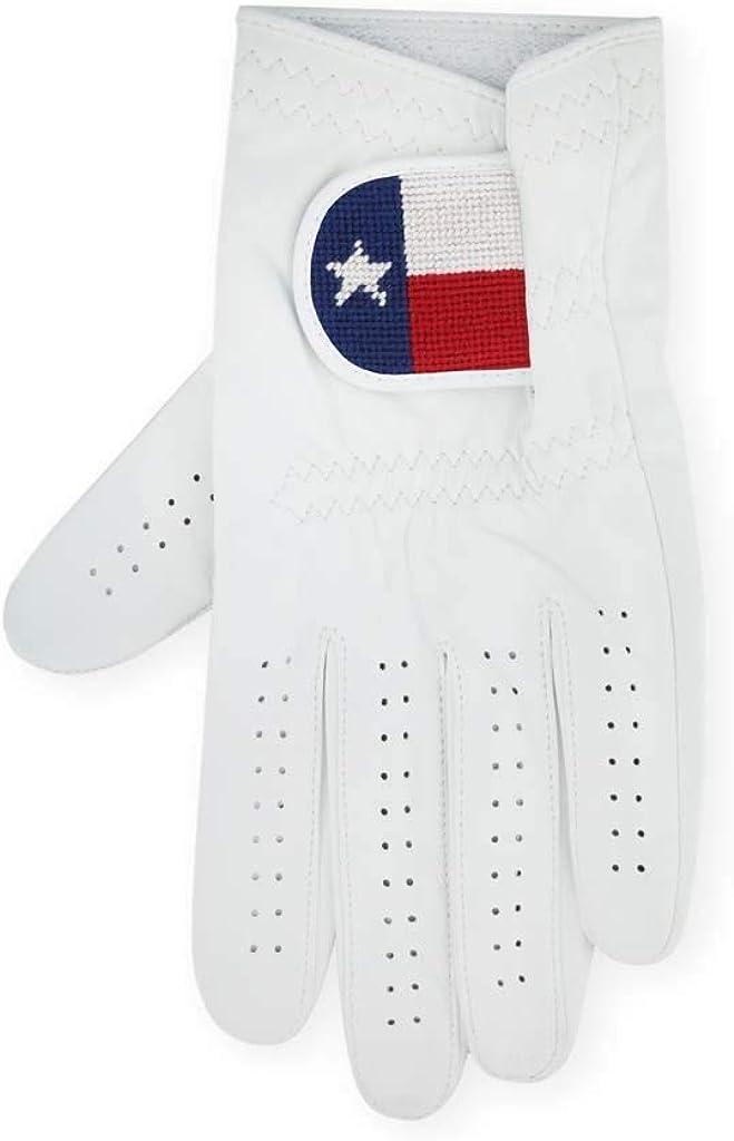 Big Texas Needlepoint Golf Glove by Smathers & Branson