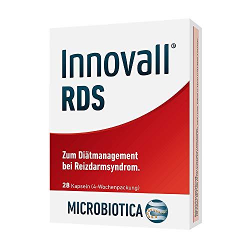 INNOVALL RDS bei Reizdarm aus Ihrer Apotheke - veganes Microbioticum - 28 Kapseln