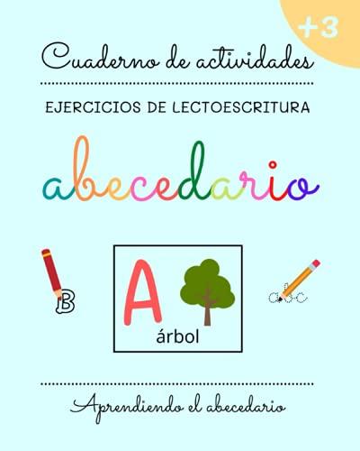 Cuaderno de Actividades, Aprendiendo el Abecedario: Ejercicios de Lectoescritura
