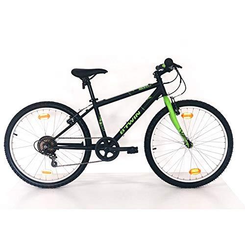 Btwin In Rock Rider 300 Jr Blk Bike, Large