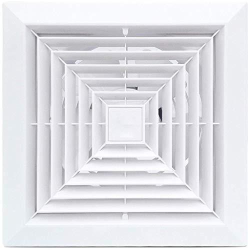 Asychen ontluchtingsventilator, gemonteerd plafond, ventilator, geluidsarm, 8 inch voor keuken en badkamertoilet
