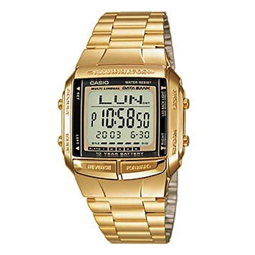 Casio Herren-Uhren Digital Quarz One Size 85032747