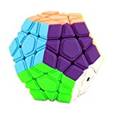 Gobus MoYu MoFangJiaoShi Cubing Classroom Meilong 3x3x12 Megaminx Dodecaedro 3x3 Gigaminx megaminx Cube 12 Superficie + Un Soporte Personalizado Stickerless