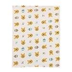 Disney-Winnie-The-Pooh-Ivory-Yellow-And-Aqua-Super-Soft-Plush-Baby-Blanket-Ivory-Yellow-Aqua