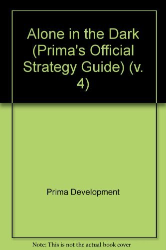 Alone in the Dark: Official Strategy Guide (Prima's official strategy guide)