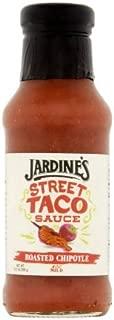 JARDINES STREET TACO SAUCES Roasted Chipotle Street Taco Sauce, 10.5 Ounce