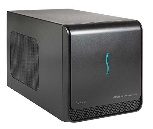 'Sonnet Technologies de GPU 650W de tb3egfx Breakaway Box 650,