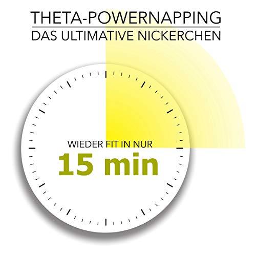Theta Power Napping - das ultimative Nickerchen Titelbild