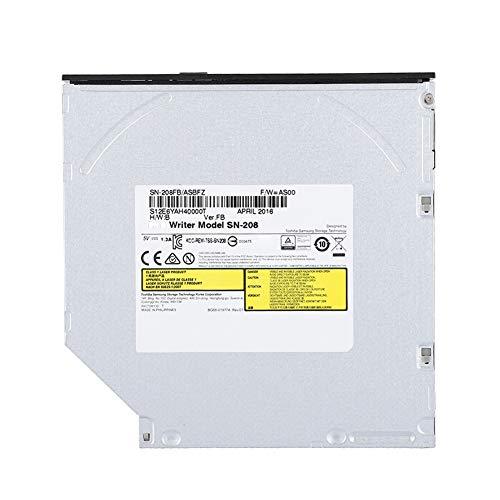 Laptop optische drive, ingebouwde dvd-brander, voor XP WIN7 WIN8, voor WIN2000 / Win 10, voor Mac OS 8.6 of hoger, kan cd's, dvd's, VCD's en andere formaten lezen.