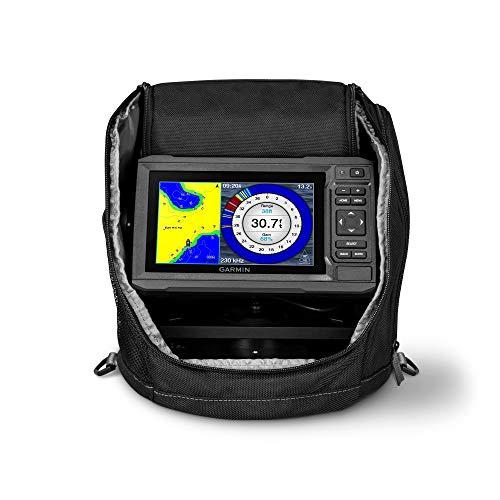Garmin ECHOMAP UHD 63cv Ice Fishing Bundle, Includes ECHOMAP UHD 63cv Combo and GT8HW-IF Transducer