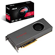 Asus AMD Radeon Rx 5700 PCIe 4.0 VR Ready Graphics Card with 8GB GDDR6 Memory and Support for up to 6 Monitors (RX5700…