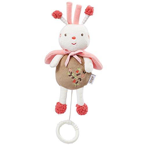 Fehn - Juguete musical con cuerda 154658, con mecanismo musical extraíble, para bebés y niños pequeños de 0 meses en adelante, dimensiones: 16 cm