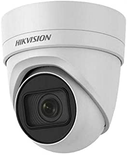 HIKVISION | DS-2CD2H35FWD-IZS | 3MP Outdoor Network Turret Camera with 2.8-12mm Lens & Night Vision, IP67 Weatherproof, RJ45 Connection