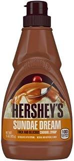 Hershey's Classic Caramel Sundae Syrup (Pack of 2)