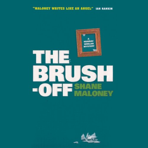 The Brush-Off audiobook cover art