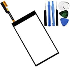 BisLinks Front Glass Digitizer Touch Screen Lens + Tools Replacement Part for HTC One M8