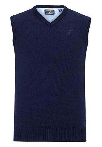 Goodyear Fashion Herren Kentwood Weste, Dark Navy, L