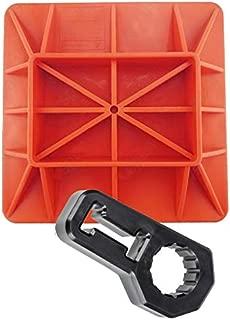 Offroading Gear Base & Handle Bar Protector for Hi-Lift/Farm Jack/Big Red/etc.
