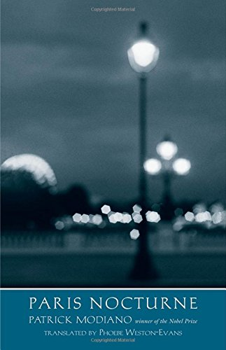 Image of Paris Nocturne (The Margellos World Republic of Letters)