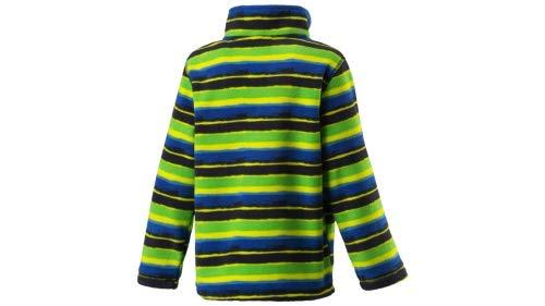 McKINLEY Kk-Fleece-Shirt Tibo - blue royal, Größe:86