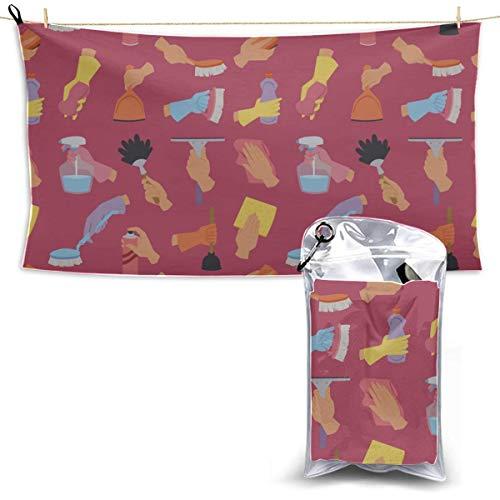 Toallas Beach Towels Shower Towels Accesorios para piscinas Toallas deportivas de pintura de dibujos animados bonitos de moda aseada para hombres Bathroom Towels 160X80CM