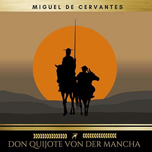 Don Quijote von der Mancha Titelbild