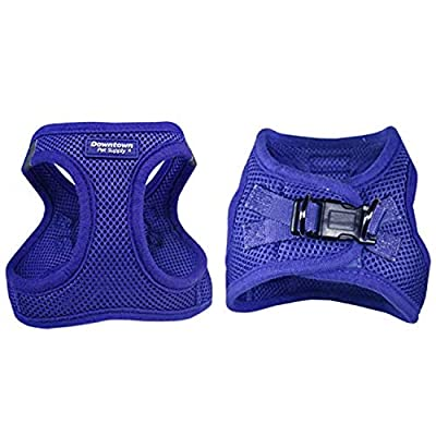 Best No Pull, Step in Adjustable Dog Harness, Easy to Put on Small, Medium and Large Dogs