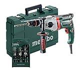 Metabo 600782900 Schlagbohrmaschine SBE 850-2 inkl. Bohrerset