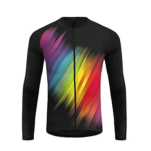 UGLY FROG Uglyfrog Fahrradjacke/Jersey Sportswear Atmungsaktiv Lange Ärmel Winddicht Coat Reflektierende Trikots & Shirts DEMIX01