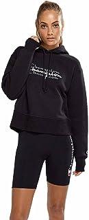Champion Women's Sporty Hoodie, Black, X-Small