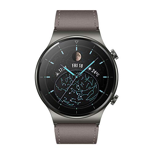 HUAWEI WATCH GT 2 Pro - Smartwatch con pantalla AMOLED de 1.39